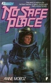 Cover of: No Safe Place | Anne Moroz