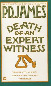 Cover of: Death of an expert witness