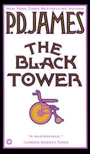 Cover of: The Black Tower | P. D. James