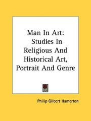 Cover of: Man In Art