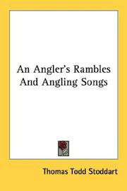 Cover of: An Angler
