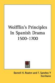 Cover of: Wolfflin