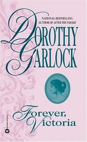 Cover of: Forever, Victoria by Dorothy Garlock