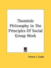 Thomistic Philosophy In The Principles Of Social Group Work