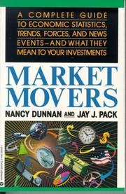 Cover of: Market movers