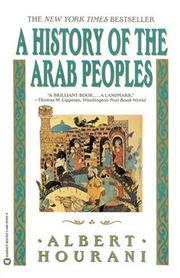 Cover of: A history of the Arab peoples