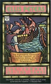 Cover of: The summer of the Danes: the eighteenth chronicle of Brother Cadfael