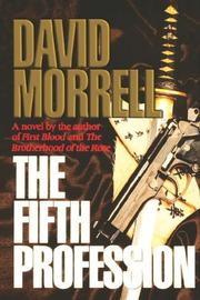 Cover of: The fifth profession | David Morrell