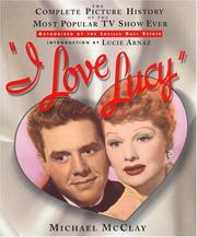 Cover of: I love Lucy