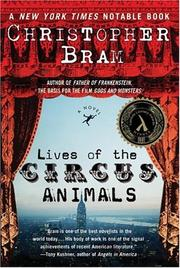 Cover of: Lives of the Circus Animals