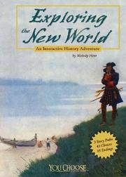 Cover of: Exploring the New World (You Choose Books)