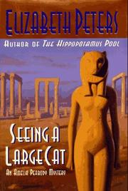 Cover of: Seeing a Large Cat