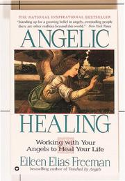 Cover of: Angelic healing