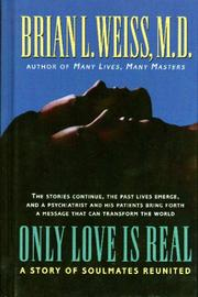 Cover of: Only Love Is Real