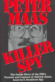 Cover of: Killer Spy | Peter Maas