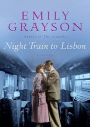 Cover of: Night train to Lisbon