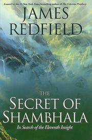 Cover of: The secret of Shambhala