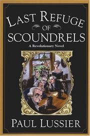 Cover of: The last refuge of scoundrels