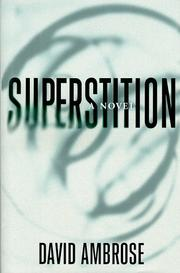 Cover of: Superstition