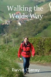 Cover of: Walking The Wolds Way