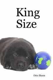Cover of: King Size
