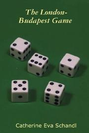 Cover of: The London-Budapest Game