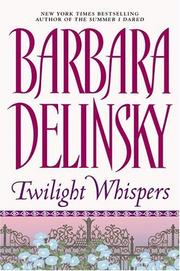Cover of: Twilight whispers |