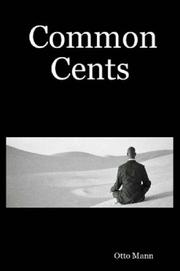 Cover of: Common Cents