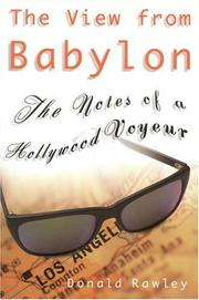 Cover of: The view from Babylon