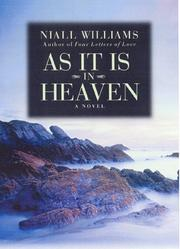 Cover of: As it is in heaven