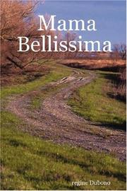 Cover of: Mama Bellissima