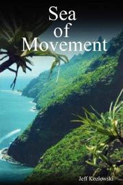 Cover of: Sea of Movement