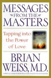 Cover of: Messages from the masters
