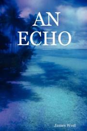 Cover of: AN ECHO