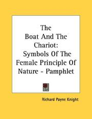 Cover of: The Boat And The Chariot