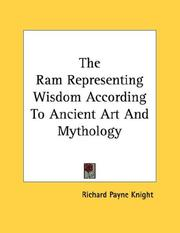 Cover of: The Ram Representing Wisdom According To Ancient Art And Mythology