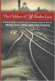 Cover of: The children of Willesden Lane | Mona Golabek