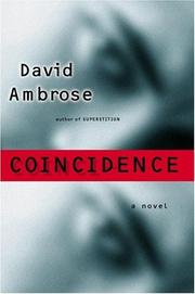Cover of: Coincidence