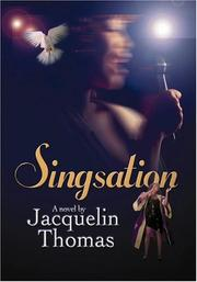 Cover of: Singsation