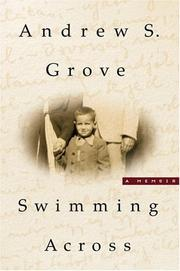 Cover of: Swimming across