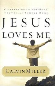 Cover of: Jesus Loves Me