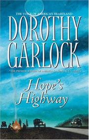 Cover of: Hope's Highway