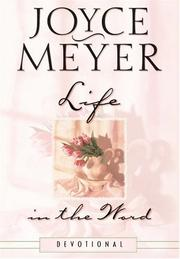 Cover of: Life in the Word Devotional | Joyce Meyer