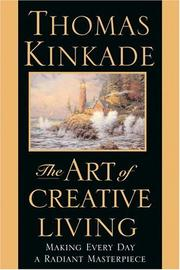 Cover of: The art of creative living