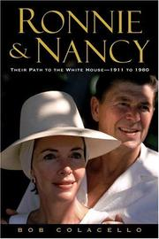 Ronnie And Nancy by Bob Colacello