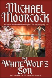 Cover of: The White Wolf's Son: the albino underground