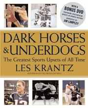 Cover of: Dark Horses & Underdogs