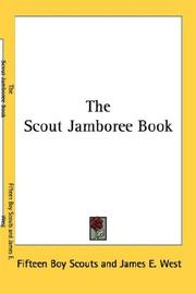 Cover of: The Scout Jamboree Book | Fifteen Boy Scouts