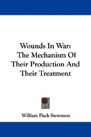 Wounds In War
