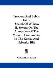 Cover of: Freedom And Public Faith